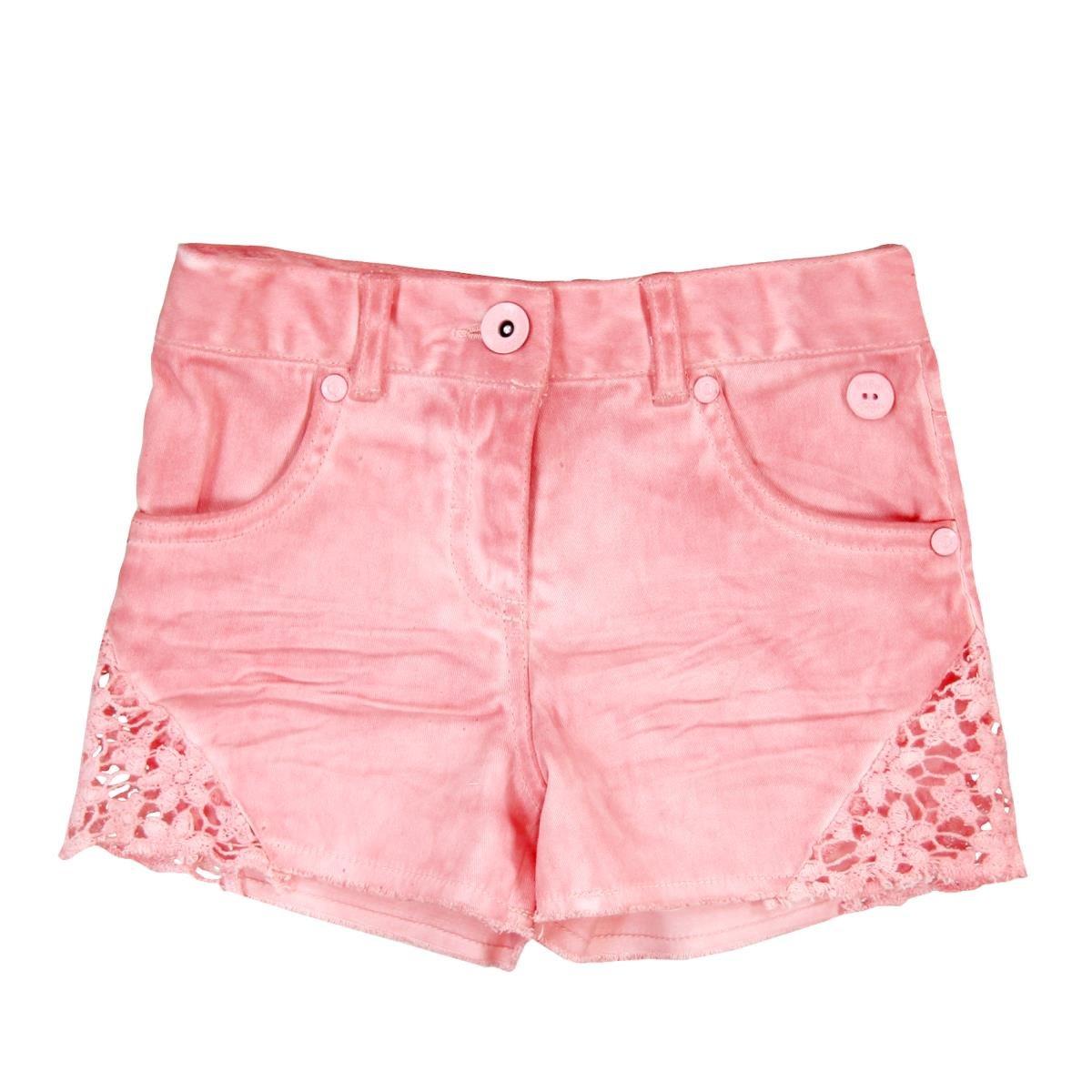 boboli Stretch Twil Shorts For Girl, Pantaloncini Bambina Bóboli 403029