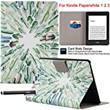 Best OMOTON® Kindles - Newshine Case For Kindle Paperwhite, Ultra Slim PU Review