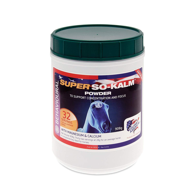Equine America Super So-Kalm Horse Calm Powder (2.2lbs) (May Vary) by Equine America