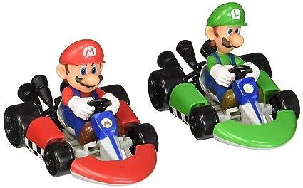 Amazon.com: Decopac Super Mario Mario Kart DecoSet ...