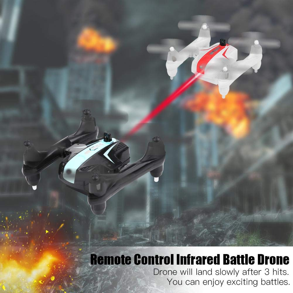 Mini Drone, 2.4GHz 360 Flips Headless Plegable Mini Follow Drones ...