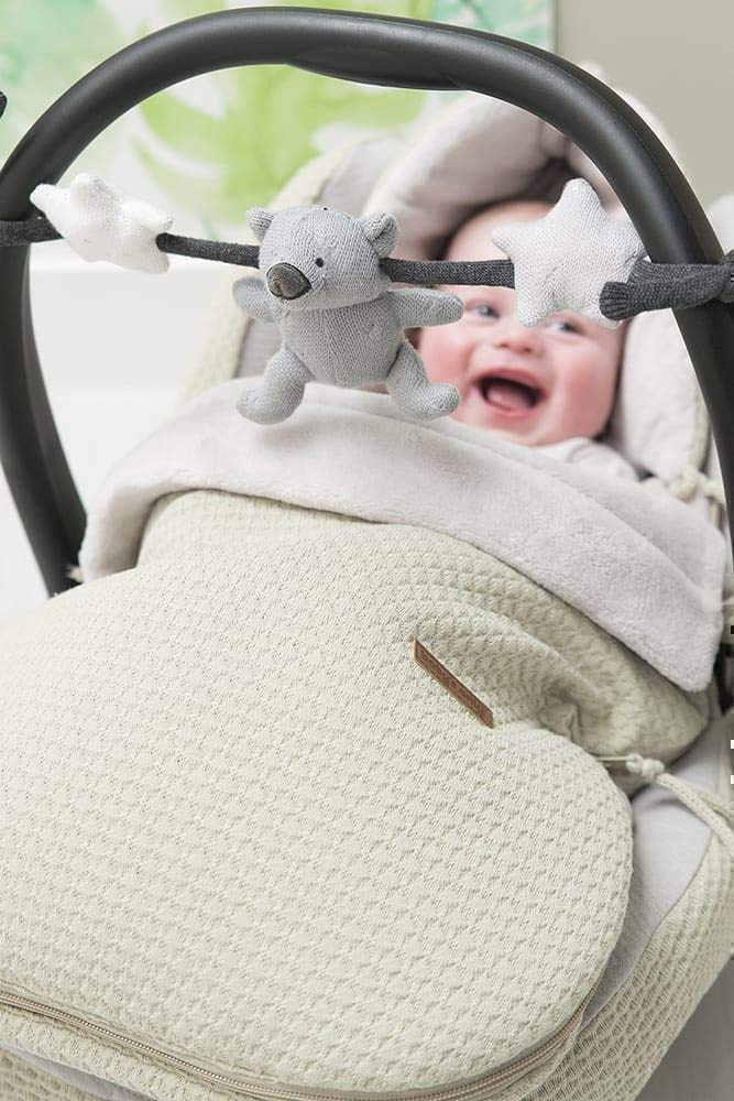 Cloud grau Babys Only Bezug Maxi-Cosi 0