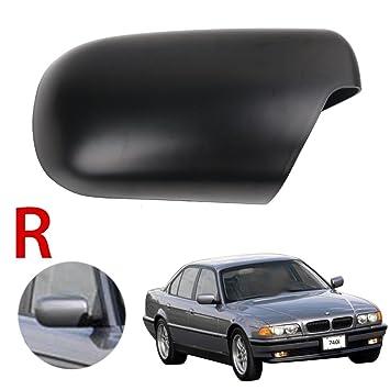 Sengear tapa de espejo de puerta 1 par blanco para BMW E39, E38, 5/7 Serie 51168165115/51168165116: Amazon.es: Coche y moto