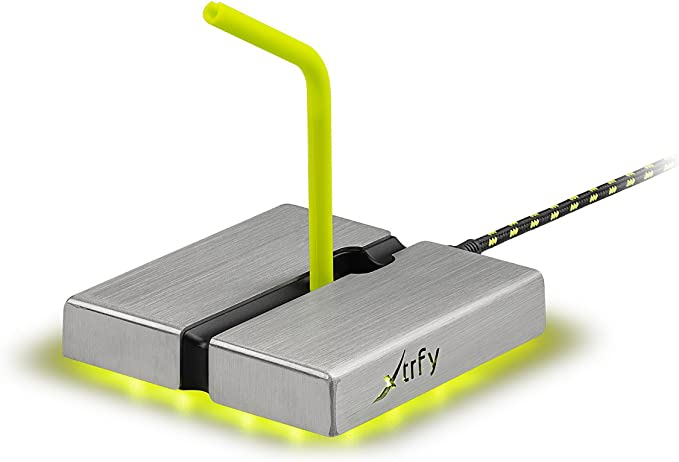 Amazon.com: Xtrfy B1 - Mouse Bungee with USB hub: Computers & Accessories