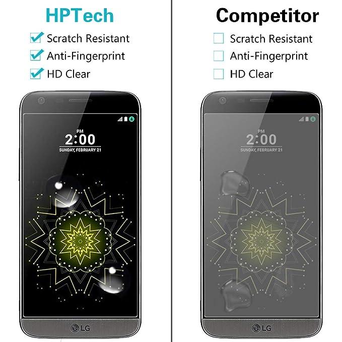 Amazon.com: LG G5 Protector de visualización, [2-Pack ...