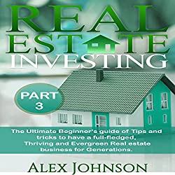 Real Estate Investing, Part-3