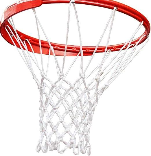 Premium Twine Rim Net Indoor Outdoor Replacement Basketball Nets Pro Grade
