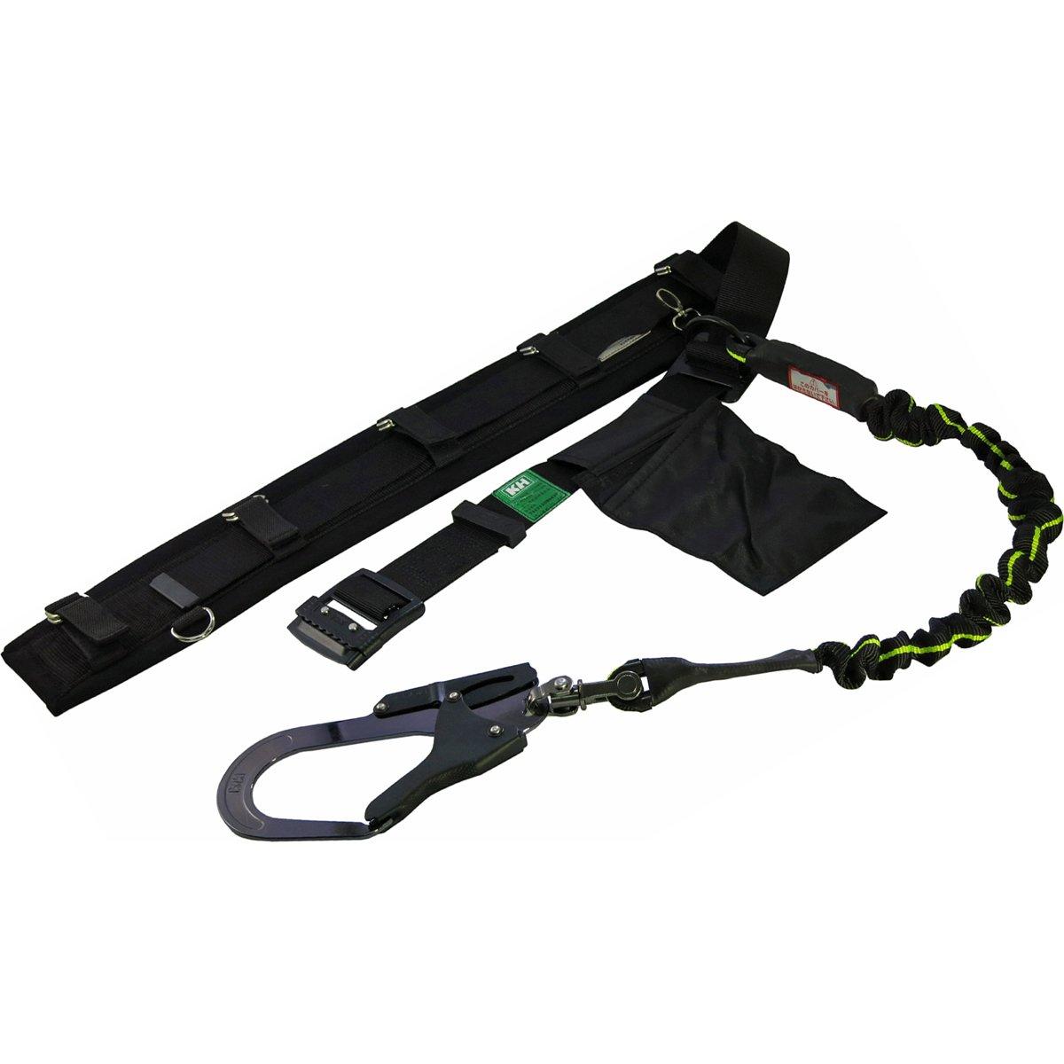 KH 安全帯 ロック式 タフアルミ アロッキー OD [落下防止 電気工事 高所での安全作業] B00GU480MA OD OD