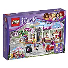 LEGO Friends Heartlake Cupcake Cafe 41119 Building Kit