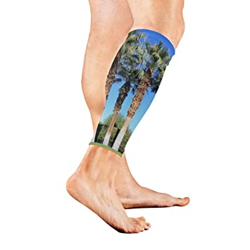 Leg Sleeve Our First Family Trip to Palm Springs Compression Socks Support Non Slip Calf Sleeves