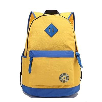 LF&F Backpack Capacité 24L LéGer Unisexe DéContracté éLéGant Sac à BandoulièRe ExtéRieur Sac à Dos éTudiants Sac à Dos Ordinateur Portabl