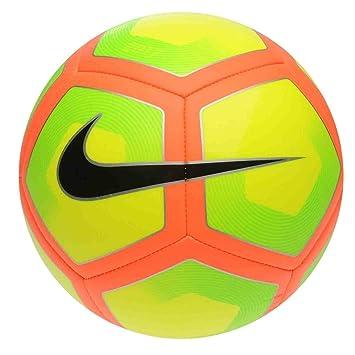2cadf847d Nike 2017 Pitch Football Size 5 (Yellow/Orange, Size 5): Amazon.co.uk:  Sports & Outdoors