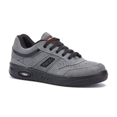 Paredes DP103 Gr43 Ecologico Serraje Work Shoes O1 Size 43 Grey: Home Improvement