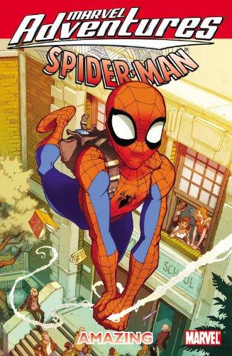 Marvel Adventures Spider-Man: Amazing pdf