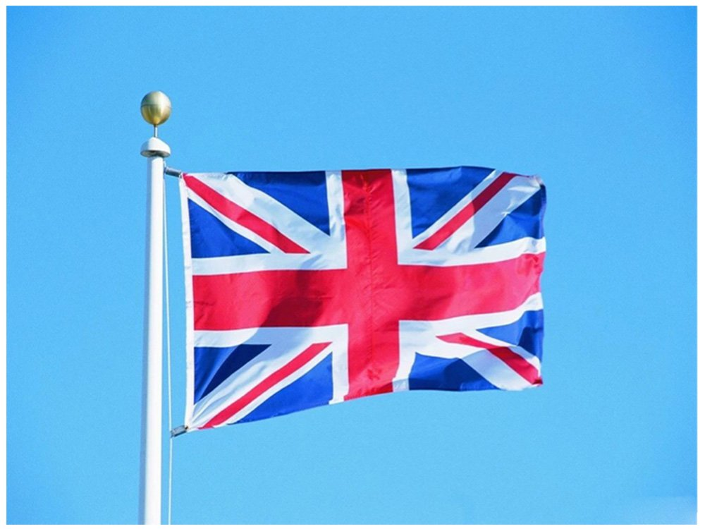 Bandera de Inglaterra 150×90cm para La Decoración del Lugar Parezca Más Juvenil de Bandera Reino Unido: Amazon.es: Juguetes y juegos