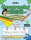 Idaho Geography Projects, Carole Marsh, 0635018314