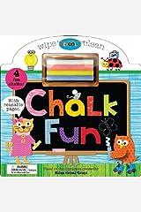Schoolies: Chalk Fun Board book