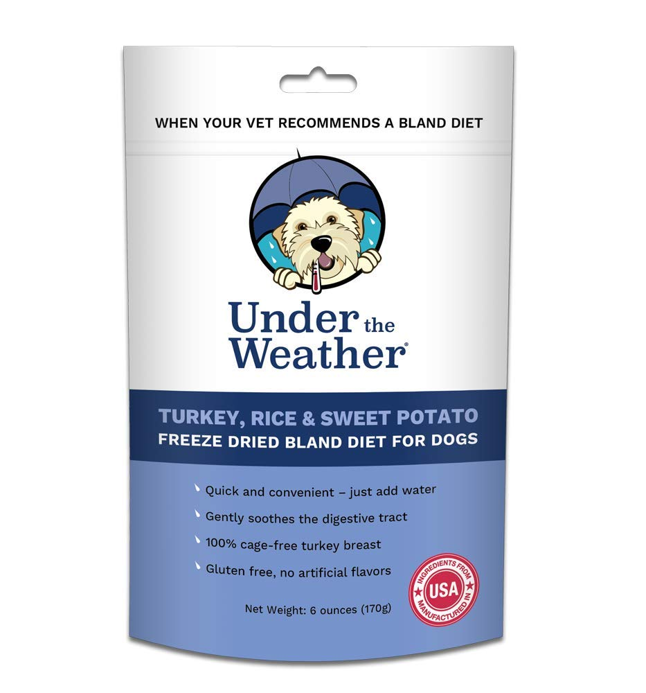 Under the Weather Turkey, Rice and Sweet Potato