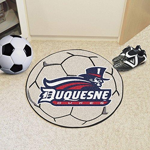 Fanmats Duquesne University Soccer Ball/27 (Fanmats Duquesne University)