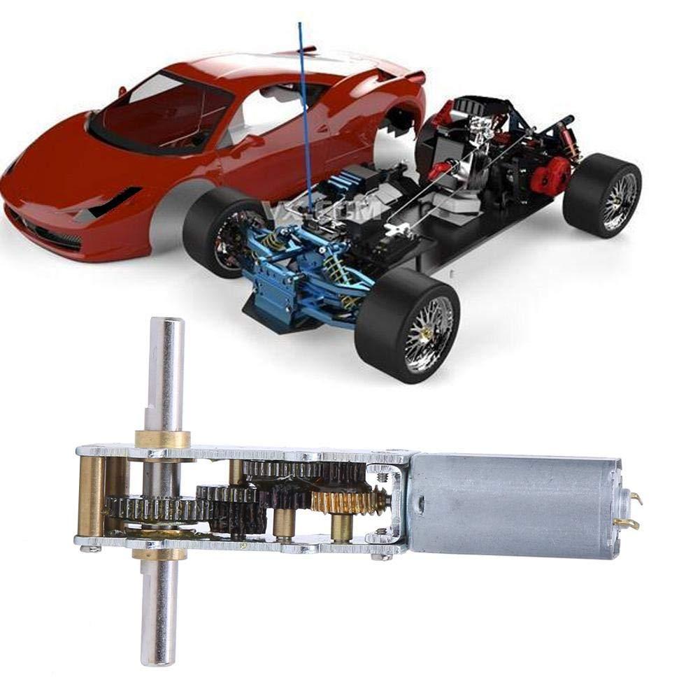 Gear Motor Gear Motor Worm Gear Motor WGF180-55 12V Worm Gear Motor 0.5A Worm Gear Motor 12rpm