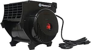 MASTERCOOL (21200 Black 1200 CFM Blower Fan