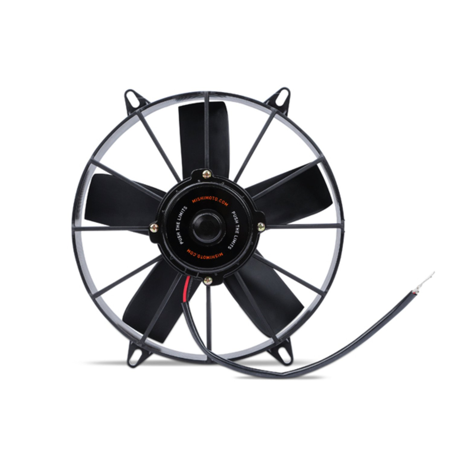 Mishimoto MMFAN-11HD Race Line, High-Flow Fan, 11', Black 11