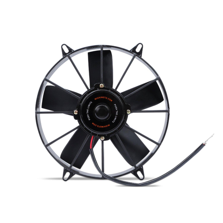 Mishimoto MMFAN-10HD Race Line, High-Flow Fan, 10', Black 10