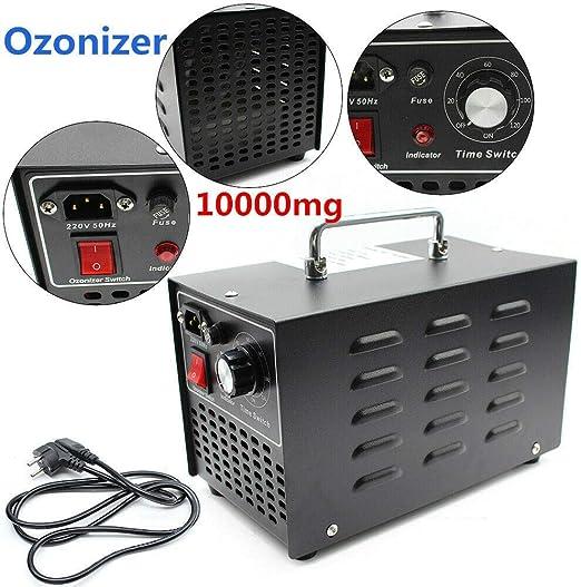 YiWon Generador de ozono generador de ozono 10000mg / h ...