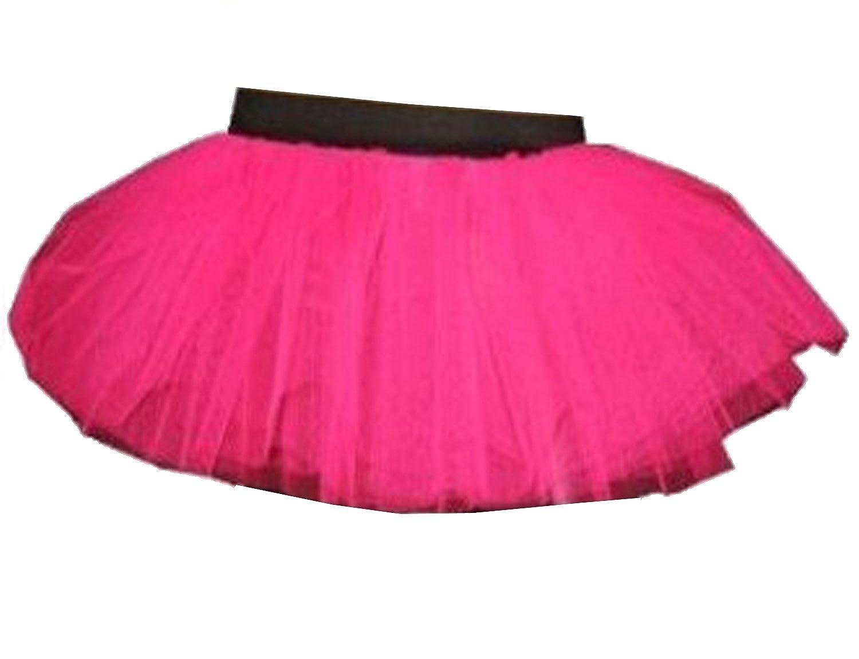 d50c8c853 Neon UV Childrens Kids Tutu Skirt: Amazon.co.uk: Clothing