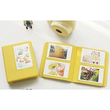 Haus & Garten Fotoalben Für 64 Pockets Album Foto Fall Für Fujifilm Instax Mini8 7 S 25 50 S 90 Polaroid Blau