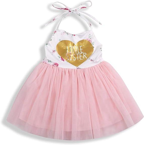 Baby Girls 1st Birthday Party Dress Shirt Tops+Tutu Skirt Outfit Cake Smash 2Pcs