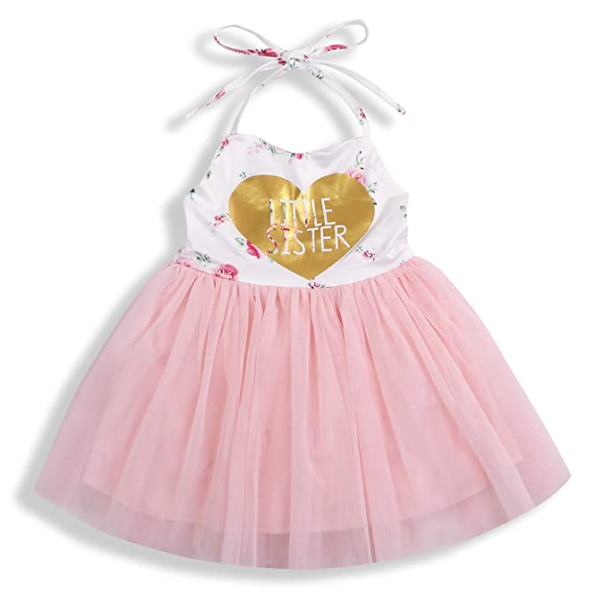 Newborn Infant Baby Girl Birthday Outfits One Romper Bodysuit Tops+Tutu Skirt Dress Clothing Sets