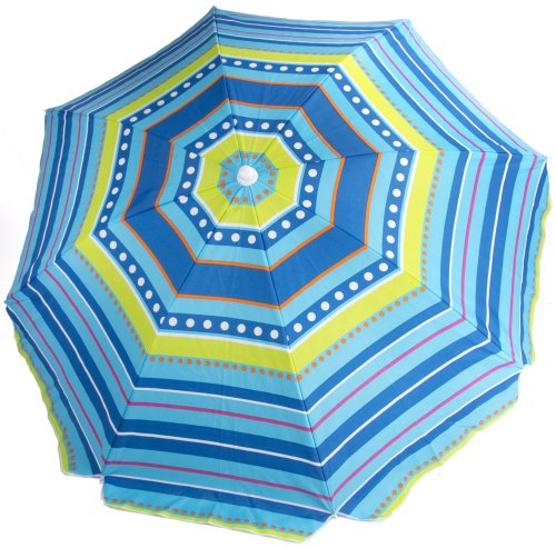 Cloudnine Umbrellas 80-Inch Arc Beach Umbrella with Tilt and Carrying Bag