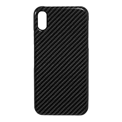 Carbon Fiber Iphone Case >> Carbon Fiber Leather Case For Iphone X Protective Slim Luxury Texture Good Hand Feeling Gloss Black