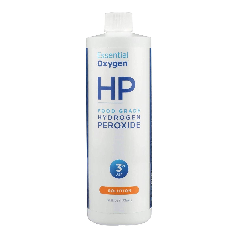 Essentialoxygen Hydrogen Peroxide 3%, 3 Pack