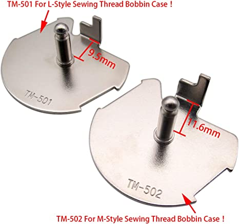 "Towa Bobbin Case Tension Gauge TM-1 for /""L/"" size bobbin cases made in japan"