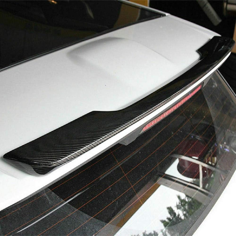 STW Carbon Fiber Rear Trunk Spoiler For Land Rover Range Rover Evoque 2012-2015