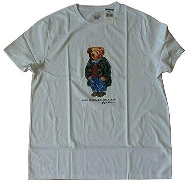 749b5a0b63 Polo Ralph Lauren Mens Limited Polo Bear T-Shirt