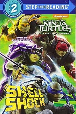 Teenage Mutant Ninja Turtles: Out of the Shadows Step into Reading (Teenage Mutant Ninja Turtles)