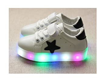 102eab85e8175 Children Shoes LED Light Kids Shoes with light Baby Boys Girls Lighting  Sneakers Casual Children Sneakers