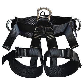 Sntsya Arnés de Escalada Cinturones de Seguridad Seguros ...