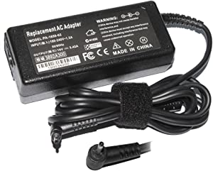 AC Adapter Charger for Acer Aspire R15 R5-571T-59DC, by Galaxy Bang USA