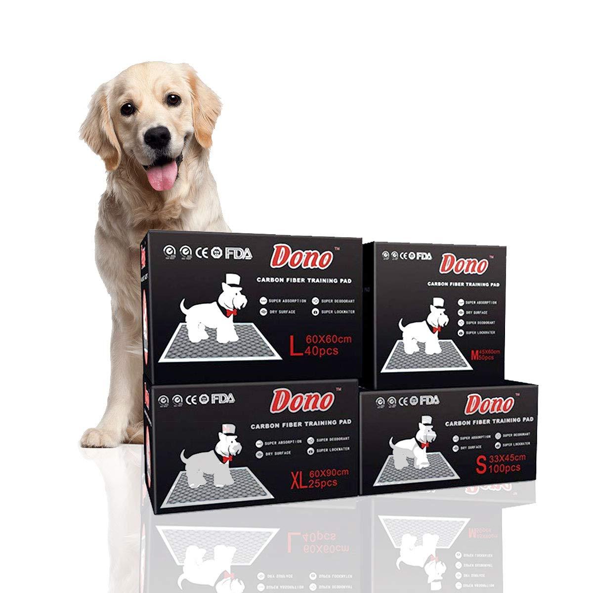 DONO pour Animal Domestique d'entraînement Carbone Puppy Coussinets jetables Dog Coussinets Coussinets D'entrainement Super Absorbant Toilettes Désodorisant 4Tailles Yiwu Honghe