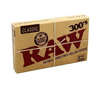 raw rolling papers price
