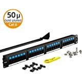 Amazon.com: Allen Tel Products AT55B-PNL-24 24 Ports, 568A ... on