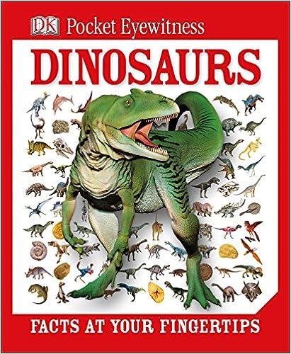 Book DK Pocket Eyewitness Dinosaurs