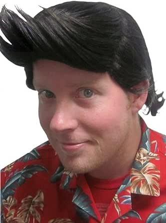 Pet Detective Costume Wig