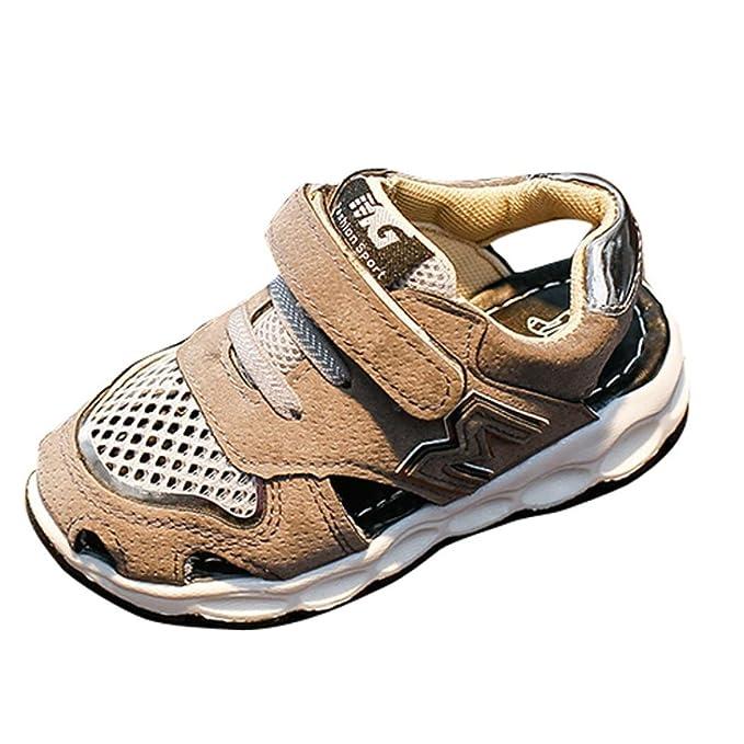 Sandalias Fashion Niños Zodof Niñas Kids Running Sneaker Baby vPHx0wqF