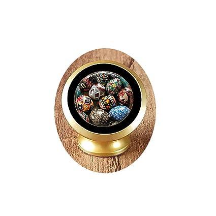 Amazon.com: hars Ukrainian Easter Eggs Adjustable - Magnetic ...