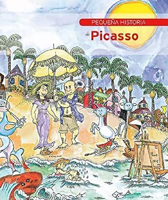 Pequeña historia de Picasso (Petites històries nº 4) eBook: Duran ...